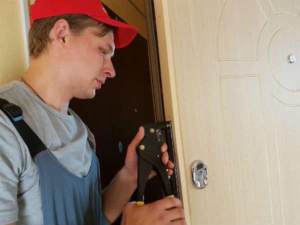 ремонт дверей в Химках