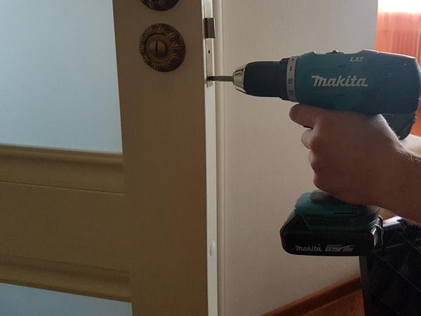 Заменим замок в любой двери